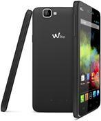 Wiko Rainbow Android™, Smartphone  in schwarz  mit 4 GB Speicher