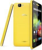 Wiko Rainbow Android™, Smartphone  in gelb  mit 4 GB Speicher