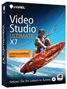 Corel VideoStudio Pro X7 Ultimate