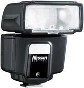 Nissin i40 Sony Aufsteckblitzgerät  für Sony / Minolta Kameras