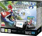 Nintendo Wii U Premium Pack inkl. Mario Kart 8 Bundle schwarz