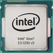 Intel Xeon E3-1231 v3 4-Kern (Quad Core) CPU mit 3.40 GHz, Boxed mit Lüfter