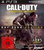 Call of Duty: Advanced Warfare Day Zero Edition (PS3) DE-Version