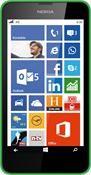Nokia Lumia 630 Dual SIM Windows Phone, Smartphone  in grün  mit 8 GB Speicher