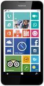 Nokia Lumia 630 Windows Phone, Smartphone  in weiß  mit 8 GB Speicher