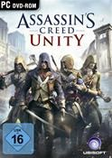 Assassin's Creed Unity (PC) DE-Version
