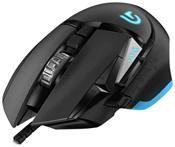 Logitech G502 Proteus Core Gaming Maus schwarz / blau