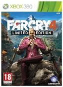 Far Cry 4 Limited Edition [AT-PEGI] (X360) DE-Version