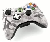 Microsoft Xbox 360 Wireless Controller Camouflage Limited Edition (X360)