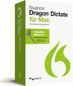 Nuance Dragon Dictate 4 für Mac Wireless (DE) Mac Box