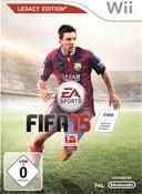 Fifa 15 Legacy Edition (WII) DE-Version