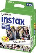 1x2 Fujifilm Instax Film glossy Neu
