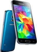 Samsung Galaxy S5 mini Android™, Smartphone  in blau  mit 16 GB Speicher