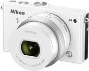 Nikon 1 J4 Kit 10-30 PD-Zoom weiß