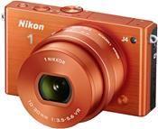 Nikon 1 J4 Kit 10-30 PD-Zoom orange