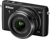 Nikon 1 S2 Kit 11-27.5 mm schwarz