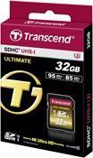 Transcend SDHC UHS-I U3 Ultimate X 32GB