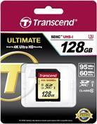 Transcend SDXC UHS-I U3 Ultimate 128GB