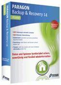 Paragon Backup & Recovery 14 Home Win DE