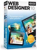 MAGIX Web Designer 10 Win DVD DE-Version