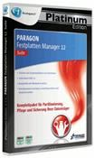 Paragon Festplatten Manager 12 Suite Avanquest Platinum Edition Win DE
