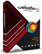 Incomedia WebSite X5 Evolution 11 Win DE