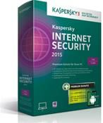 Kaspersky Internet Security 2015 + Android Security (1 Tablet oder 1 Smartphone) Win DE