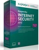Kaspersky Internet Security 2015 5 User Win DE