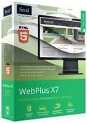 Serif WebPlus X7 NEU Win DE