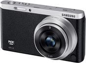 Samsung NX mini Kit schwarz + 3,5/9 mm