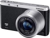 Samsung NX mini Kit schwarz + 3,5-5,6/9-27 ED OIS