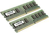 Crucial 4GB DDR2 800 CL6 ECC