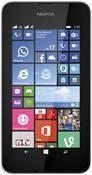 Nokia Lumia 530 Dual Sim Windows Phone, Smartphone  in weiß  mit 4 GB Speicher