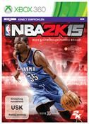 NBA 2K15 (X360) DE-Version