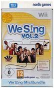 We Sing Vol. 2 (inkl. 2 Mikrofone) (WII WIIU) DE-Version