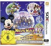 Disney Magical World (3DS) DE-Version