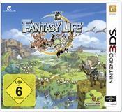 Fantasy Life (3DS) DE-Version
