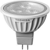 Toshiba GU5.3 MR16 LED-Spot 4W warmweiß