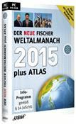 Fischer Weltalmanach & Atlas 2015 (DVD-Rom) (PC) DE-Version