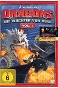 Dragons - Die Wächter von Berk Volume 1 (DVD) DE-Version