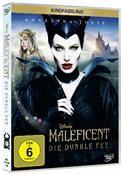 Maleficent - Eine dunkle Fee (Kinofassung) (DVD) DE-Version