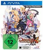 Disgaea 4: A Promise Revisited (PSV) DE-Version