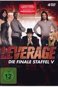 Leverage - Staffel 5 (DVD) DE-Version