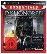 Dishonored: Die Maske des Zorns (uncut) Essentials (PS3) DE-Version