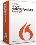 Nuance Dragon NaturallySpeaking 13 Premium (DE) Win