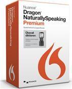 Nuance Dragon NaturallySpeaking 13 Premium Mobile (DE) Win