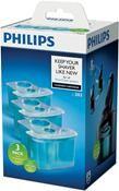 Philips JC303/50 Reinigungskartuschen 3 Stück