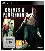 Sherlock Holmes: Crimes & Punishments (PS3) DE-Version