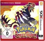 Pokémon Omega Rubin (3DS) DE-Version