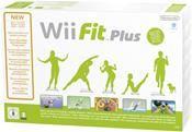 Wii Fit Plus mit Wii Fit Balance Board (WII) DE-Version